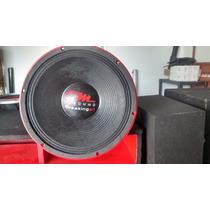 Alto Falante Woofer Gm Sound12 2000w Rms