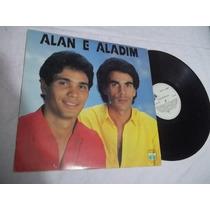 * Vinil Lp - Alan E Aladim - Sertanejo