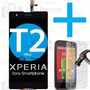 Tela Touch Display Lcd Sony Xperia T2 Ultra Dual D5322 5322
