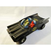 Batman Robin Batmóvel Simms Aurora - 21 Cm - Decadada 70