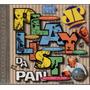 Cd Playlist Da Pan - Robert Miles - T-zone - Le Clic - Sasha