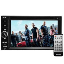 Central Mm 2din Universal Np 6250i,c/tv,gps/android & Wi-fi