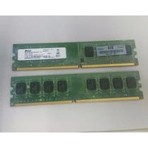Memória 2gb Smart P/ Pc Desktop Ddr2 Pc2-6400 (800mhz)