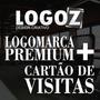 Criação De Logotipos + Cartão De Vista (brinde)