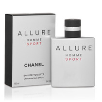 Chanel Allure Homme Sport Masculino Eau De Toilette 100 Ml