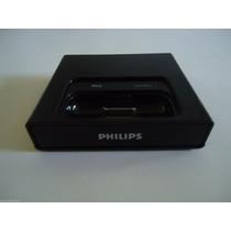 Carregador De Mesa Philips Htd7001 Para Ipod