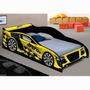 Cama Infantil Speed Racing J & A Móveis