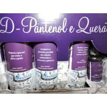 3 Kits Capilar Queratina/óleo Argan Professional Bioinstinto