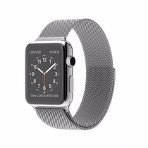 Relógio Apple Watch Aço Inoxidável 38mm Mj322ll/a Original
