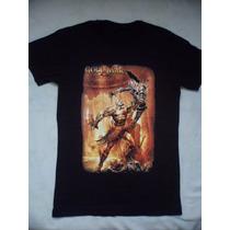 Camisa God Of War Nova Linda Tam P