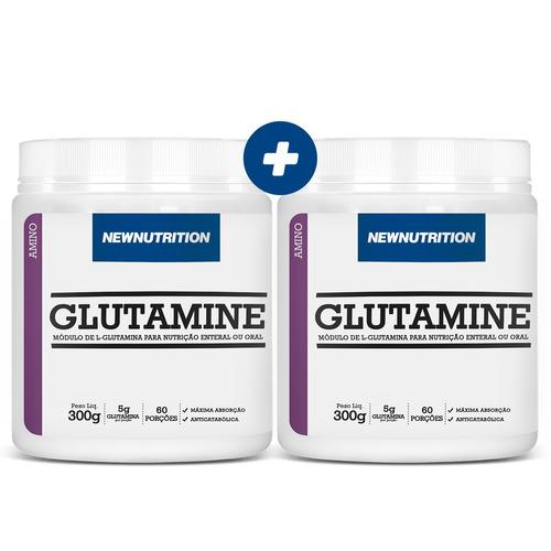 Combo 2 Glutamine ´ s Newnutrition Original ! !