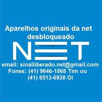 Tv, Cabo Hd Desboqado Neto Canais Satelti Novo