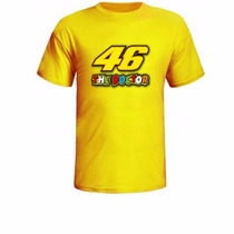 Camiseta 46 The Doctor - Valentino Rossi - Várias Cores