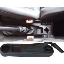 Prolongador Do Console Gol G5 Serve G4 G6 C/ Coifa Freio Mão