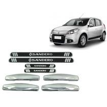 Kit Economico Cromado Renault Sandero