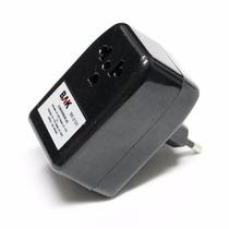 Conversor Transformador Voltagem 110v Para 220v - Max 100w
