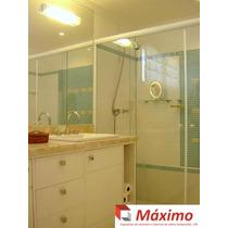 Box P Banheiro, Vidro Temperado 8mm, Incolor