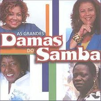 Cd As Grandes Damas Do Samba - Alcione,beth, Jovelina, Leci