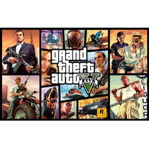 Grand Theft Auto V Pc Steam-key Original