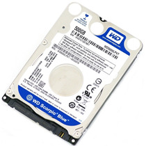 Hd 500gb Notebook Ultrabook Wd Blue 5400 8mb 2.5 7m Slim