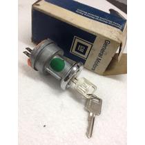 Cilindro Miolo Comutador Partida C10 C14 Veraneio Orig Gm