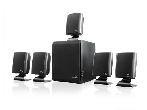 Home Theater Multilaser 5.1 60w Rms - Sp088 Mania Virtual
