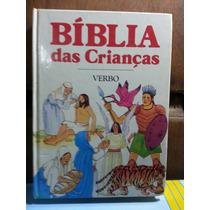 Livro Bíblia Das Crianças - James Bentley
