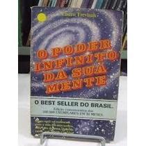 Livro O Poder Infinito Da Sua Mente=lauro Trevisan Livro Usa