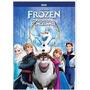 Dvd Frozen: Uma Aventura Congelante Lacrado