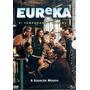Dvd Eureka Quarta Temporada Vol.1 (3 Dvds)