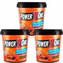 3 Kg Pasta De Amendoim Crocante Power One Integ Frete Grátis