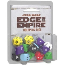 Conjunto De Dados Edge Of The Empire Rpg Star Wars Ffg