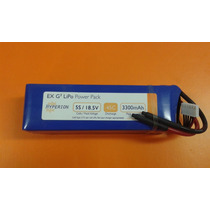 Bateria Hyperion Lipo 3300 Mah 5s 18.5v Ex 45c 12x
