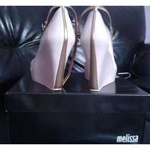 Melissa Patchuli X A, Bege/dourado N°38