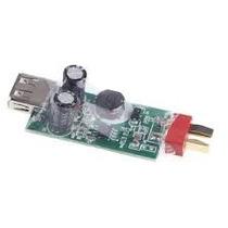 Carregador Usb 2-6 Cell Lipo 1s Bateria V922 V911 Eflite
