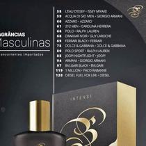 Kit 10 Essencia De Perfume Masculino Two One Two