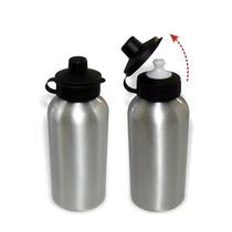 Squeeze De Aluminio 500ml Caixa Com 10 Unidades