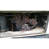 Motor Diesel Ap Saveiro Quadrada Kombi Vw Completo