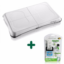 Balance Board Wii Fit Multilaser Js055 + Brinde Pulse Pak