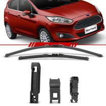 Par Palheta Limpador Parabrisa Ford New Fiesta 16 15 14 A 10