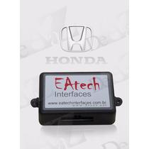 Interface Volante New Civic Pioneer Multimídia
