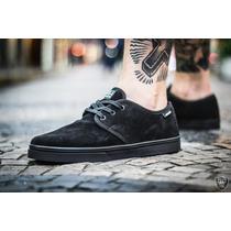 Tênis Hocks Del Mar Lite (black) Skate Sneaker Raro
