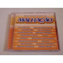 Cd Malhação - 2003 ( Som Livre / Encarte Com As Letras )