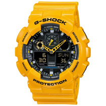 Relógio Casio Masculino G-shock Ga-100a-9adr - Ga100