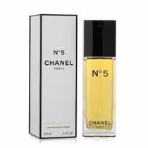 Perfume Feminino Chanel 5 N5 Edt 100ml Original Importado