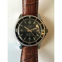 Belo Relógio Sicura Submarine Original Déc 60 Ótimo Estado