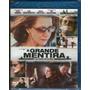 Blu-ray A Grande Mentira - Todo Segredo Tem Seu Preço - Novo