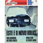 Quatro Rodas Nº95 Junho 1968 Novo Vw 4p Opala Corcel