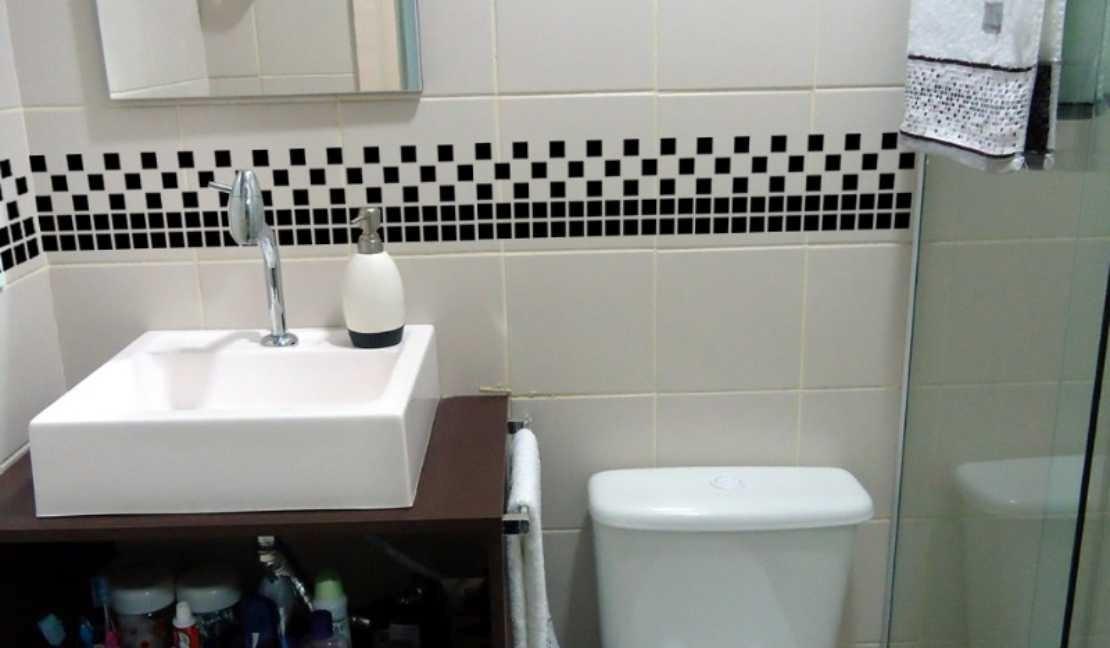 40 Unidades De Adesivo Pastilhas Parede  Faixas  Azulejo  R$ 156,97 no Me -> Banheiro Decorado Com Adesivo De Azulejo