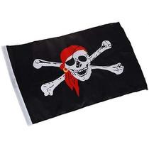 Bandeira Pirata Jolly Roger